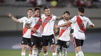 River goleó a Argentinos en el Monumental y dio otro paso firme rumbo al título