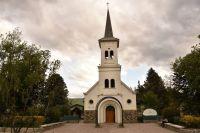 Desmienten un intento de incendio a la parroquia Nuestra Señora del Lujan de El Bolsón