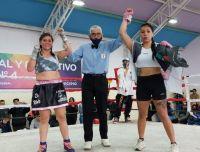 Empezó la Liga Andina de Boxeo