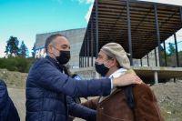 El senador Doñate anunció $100 millones para reparar escuelas rionegrinas  afectadas por el temporal