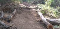 Piden no realizar actividades en el Parque Nacional hasta que pase el temporal
