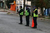 Robos, fiestas clandestinas y circular a deshora: los motivos de once arrestos en la madrugada