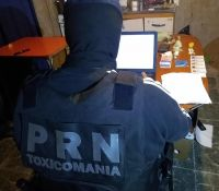 El narcotráfico y la tenencia ilegal de armas, los principales focos conflictivos de la provincia