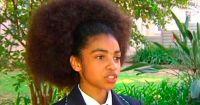 Zulaikha Patel: Los peinados afro son una reivindicación de la identidad