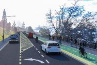 El 5 de octubre comenzaría la obra de ampliación de la avenida Exequiel Bustillo