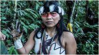 """Nemonte Nenquimo: """"La civilización está matando la tierra"""""""