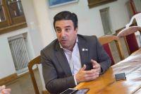 """Marcos Barberis: """"Compramos dos camiones por sistema leasing y en cuotas a valor dólar oficial"""""""