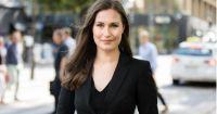 Sanna Mirella Marin: tan brillante que la atacan por cuestiones ridículas