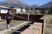 Virginia Gualmes, la vecina de Nahuel Hue que se carga el barrio al hombro
