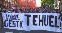 Sigue la intensa búsqueda de Tehuel a un mes de su desaparición