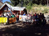 No habrá desalojo a comunidad mapuche mientras no se complete relevamiento territorial