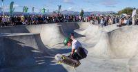 El Skatepark festejó su primer año