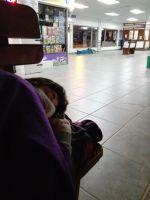 60 Turistas varados pasaron la noche en la terminal de ómnibus