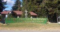 Habrá prácticas de tiro en la Escuela Militar de Montaña