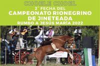 Comienza hoy la segunda fecha del Campeonato Rionegrino de Jineteada