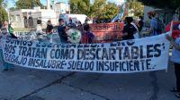 Salud planea una jornada de protestas en las rutas de la región