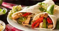 Receta de sábado por la noche: Fajitas de pollo y verduras salteadas