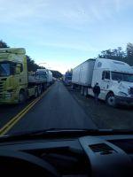 ¿Por qué los camiones chilenos pasan por nuestra región?