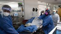 Coronavirus Argentina: Se registraron 405 muertes y 14.850 nuevos casos
