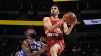 Campazzo y otra noche estelar en la NBA: figura y nuevo récord ante los Knicks