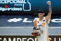 La sentida carta de Luca Vildoza luego de confirmarse su llegada a la NBA