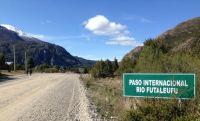 Evalúan usar los pasos Futaleufú y Huemules, para el tránsito de camiones chilenos