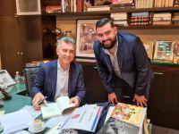 Suárez Colman se reunió con Macri y avanza en su candidatura a Diputado Nacional