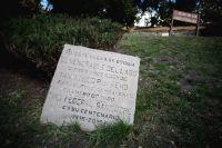 El Paseo de las Colectividades disimula un sitio histórico
