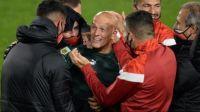 Sosa gigante en los penales: Independiente a semis, afuera Estudiantes