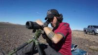 Biólogo ganó prestigioso premio internacional por su trabajo con el macá tobiano