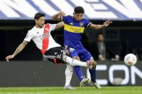 En un superclásico electrizante, Boca eliminó a River por penales