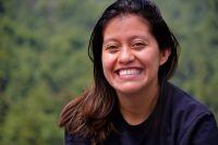 """Lucía Ixchiu Hernández, activista feminista, arquitecta, gestora cultural, periodista y cofundadora de """"Mujeres en movimiento"""""""