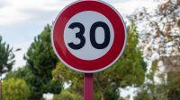 Proponen reducir a 30 kilómetros por hora la velocidad máxima en las calles
