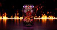 "La banda británica Iron Maiden lanza su propia cerveza artesanal ""Hellcat"""