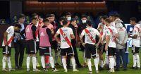 Si se confirma el desgarro de Enzo Pérez, River no junta 11 para jugar la Libertadores