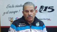 """Jorge Carrasco: """"En el mundial de básquet de 2019 nos tomaban la temperatura y sanitizaban"""""""