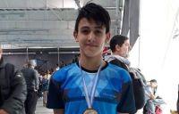 Juan Cruz Ortíz debuta en los 200 combinados