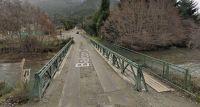 Este sábado y domingo se corta el Puente Centenario en Villa Los Coihues