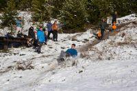 ¿Cuándo va a llegar la primera nevada a Bariloche?