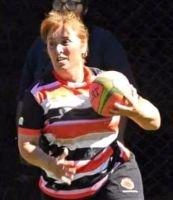 La destacada jugadora y entrenadora María García, también completó el curso de arbitraje