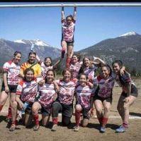 El rugby femenino no descansa