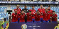 Escándalo: Jugadores de Chile rompieron la burbuja e hicieron una fiesta en Brasil