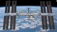 La NASA cambia paneles solares de la Estación Espacial Internacional