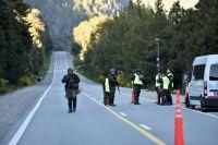 Con un pie adentro: detuvieron a cinco chilenos que ingresaron por un paso ilegal