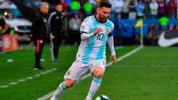 Lionel Messi podría alcanzar hoy un importante récord en la Selección argentina
