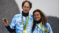Tokio 2021: Santiago Lange y Cecilia Carranza portarán la bandera argentina