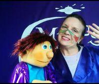 Cristina Kirianovicz presenta espectáculo para la niñez