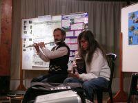 Disco del dúo Chehébar-Montecinos llegó a las plataformas digitales