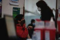 Nueva jornada de vacunación abierta en el Municipal Nº1