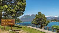 Parques crearía un nuevo paseo lacustre entre isla Victoria y La Angostura